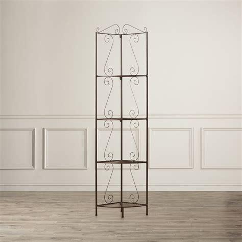 Yeatman Four Tier Corner Unit Bookcase