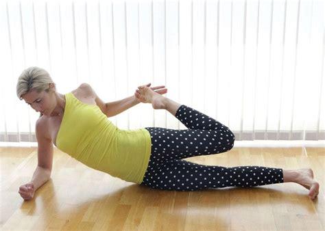 yoga for hip flexor pain when sitting