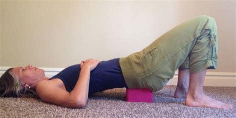 yoga for hip flexor release massage grayslake