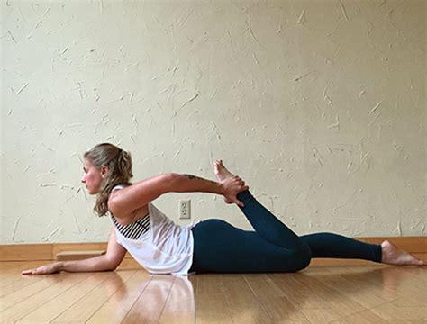 yoga for hip flexor tendonitis in dancers feet