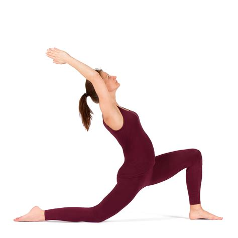 Yoga Halbmond