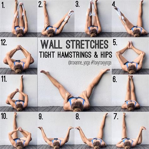 yoga stretches for tight hips and hamstrings yoga