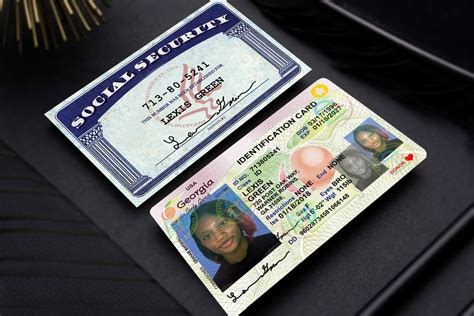 Credit Card Application No Social Security Your Social Security Number And Card