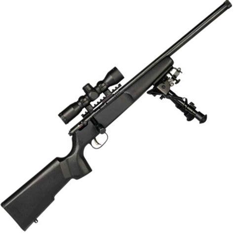 Rifle-Scopes Youth 22 Rifle With Scope.
