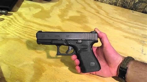 Glock-19 Youtube Glock 19 Gen 4.