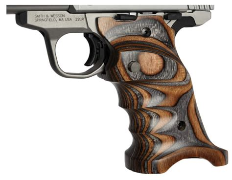 Smith-And-Wesson Youtube Grips For Smith And Wesson 22 Victory.