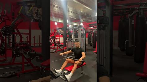 youtube hip flexor strengthening seated cable row wide