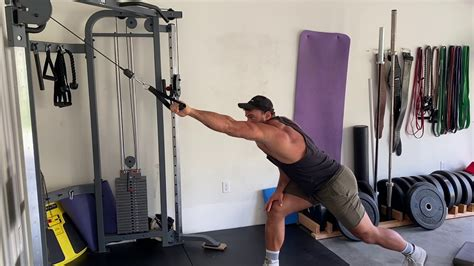 youtube hip flexor strengthening seated cable rows