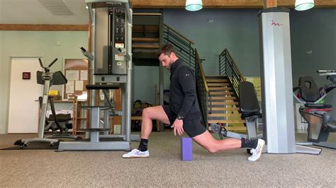 youtube hip flexor strengthening seated dumbbell