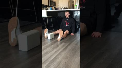 youtube hip flexor strengthening seated shoulder flexion