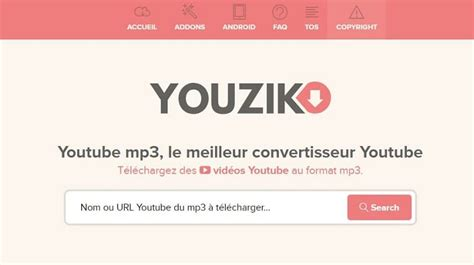 Youtube To Mp3 Youzik Youtube Mp3 Converter To Download Youtube To Mp3