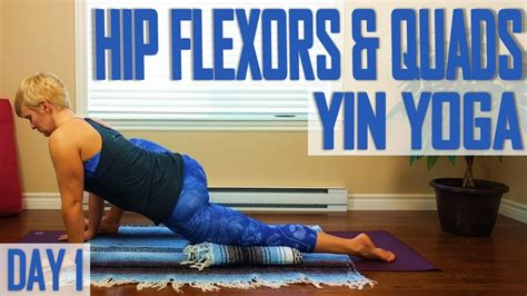 youtube yoga for hip flexor strength and speed