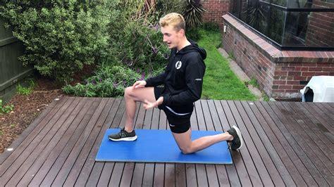 youtube yoga for hip flexor stretching videos for gymnastics