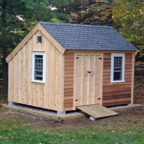 Youtube Shed Building