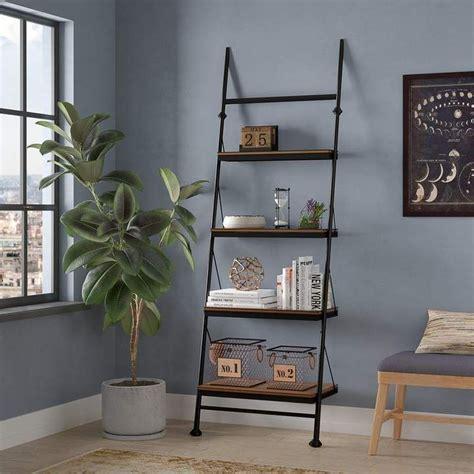 Yreka Ladder Bookcase