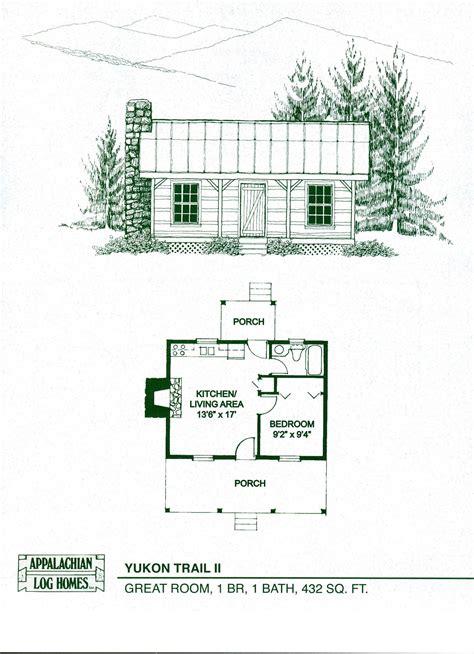 Yukon Cabin Plans