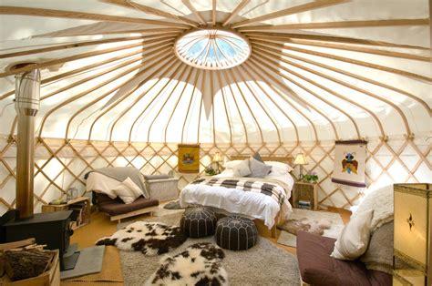 Yurt Interieur