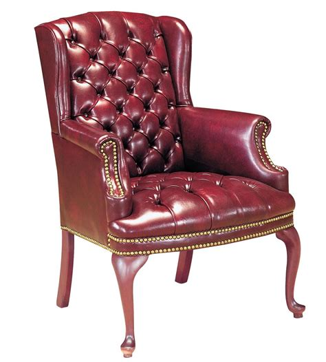 Zaftig Tufted Back Arm Chair
