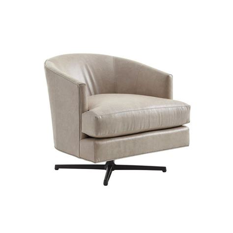 Zavala Swivel Barrel Chair