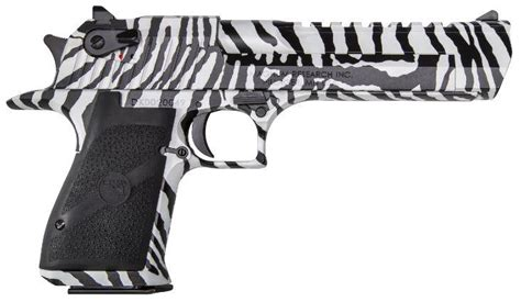 Desert-Eagle Zebra Desert Eagle Review.