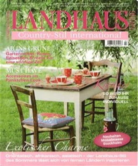 Zeitschrift Landhaus