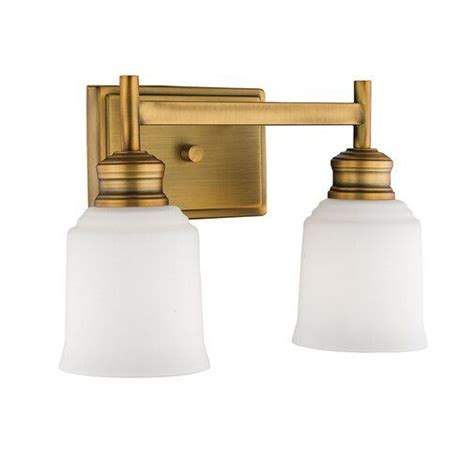 Zeke 2-Light Vanity Light