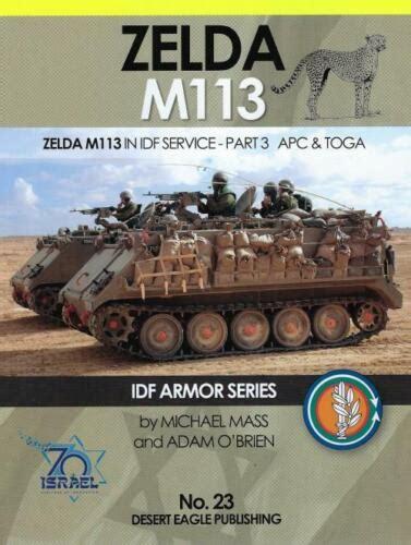 Desert-Eagle Zelda M113 Desert Eagle.
