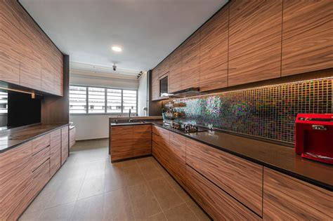 Zen Kitchen Cabinet Design