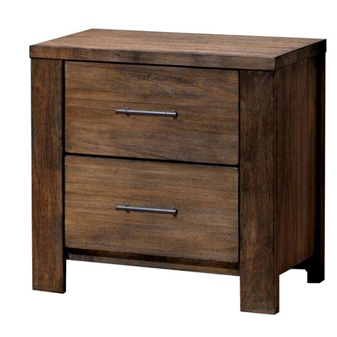 Zena 2 Drawer Nightstand