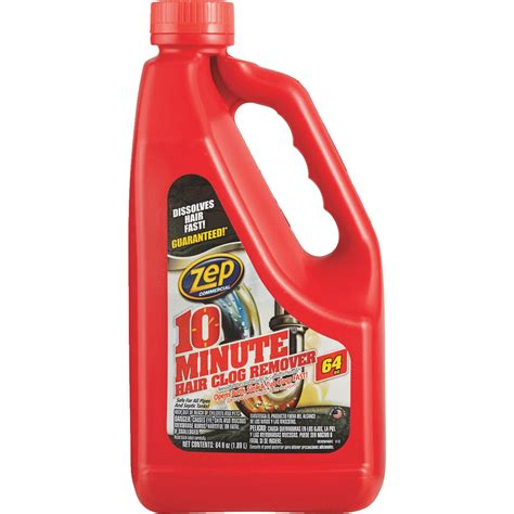 Zep Commercial Leather Cleaner Conditioner Evaluations Liquid Drain Cleaners At Ace Hardware