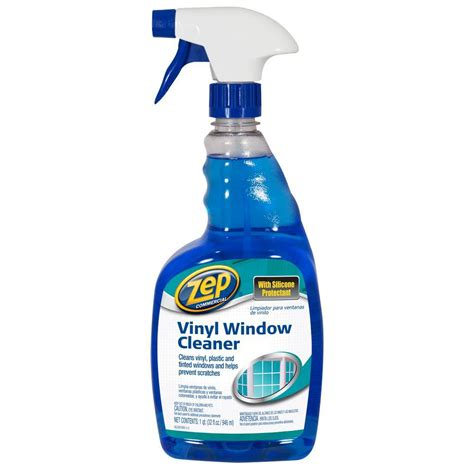 Zep Commercial Leather Cleaner Conditioner Evaluations Zep Zugvt32 Vinyl Wind Cleaner  32 Oz Amazon