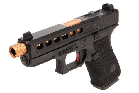 Glock-19 Zev Tech Slide Glock 19.