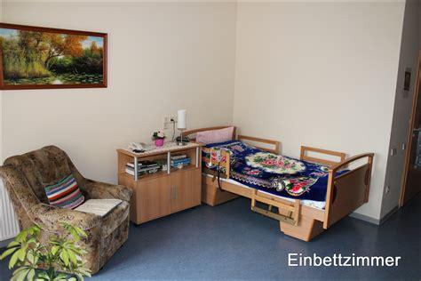 Zimmereinrichtung Im Pflegeheim