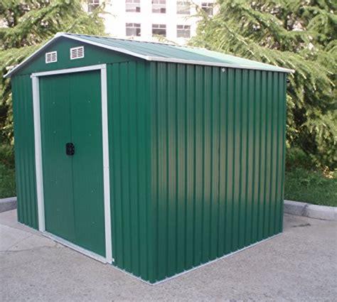 Zinc Storage Sheds