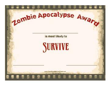 Zombie certificate template finance internship uk zombie certificate template artisteer web design software and joomla template maker yadclub Choice Image