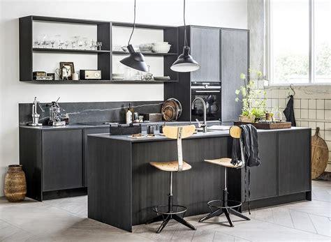 Zwarte Keuken Mandemakers