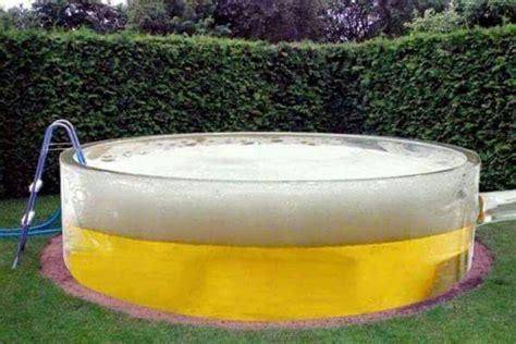 Zwembad Bier