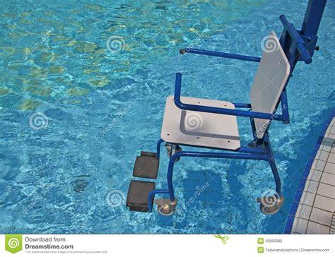 Zwembad Rolstoel