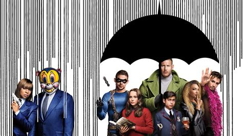 Umbrella Academy Background