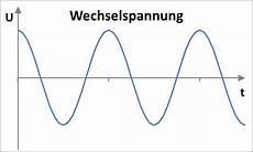 was ist der unterschied zwischen gleichstrom und wechselstrom