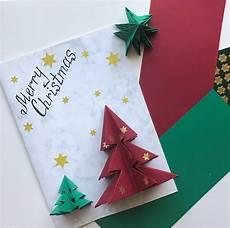 weihnachtskarten basteln schritt f 252 r schritt anleitung