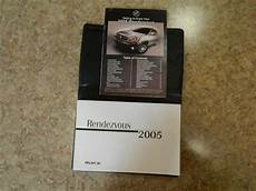car repair manual download 2005 buick rendezvous head up display find 2005 buick rendezvous owners manual with supplement and holder motorcycle in newton