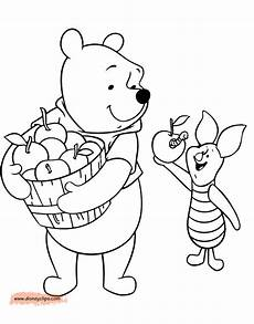 winnie the pooh friends coloring pages 5 disney