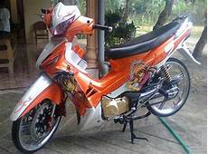 Supra X 125 Modifikasi Minimalis by Modifikasi Terbaru Honda Supra X 125 Simpel Sederhana