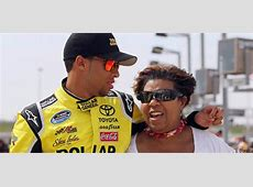 bubba wallace and amanda carter