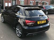 2016 audi a1 black edition pan roof px welcome in
