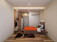 Design Interior Kamar Apartemen Desain Rumah Minimalis
