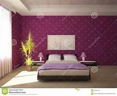 da letto colorata disegno colorato della da letto fotografia stock