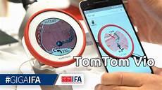tom tom vio tomtom vio im on navigationssystem f 252 r roller und