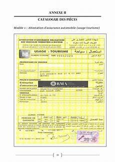 Rapport De Stage Assurance Automobile Au Maroc
